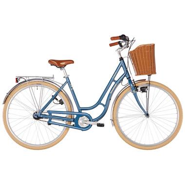 Vélo Hollandais VERMONT SAPHIRE 7V WAVE Bleu 2020
